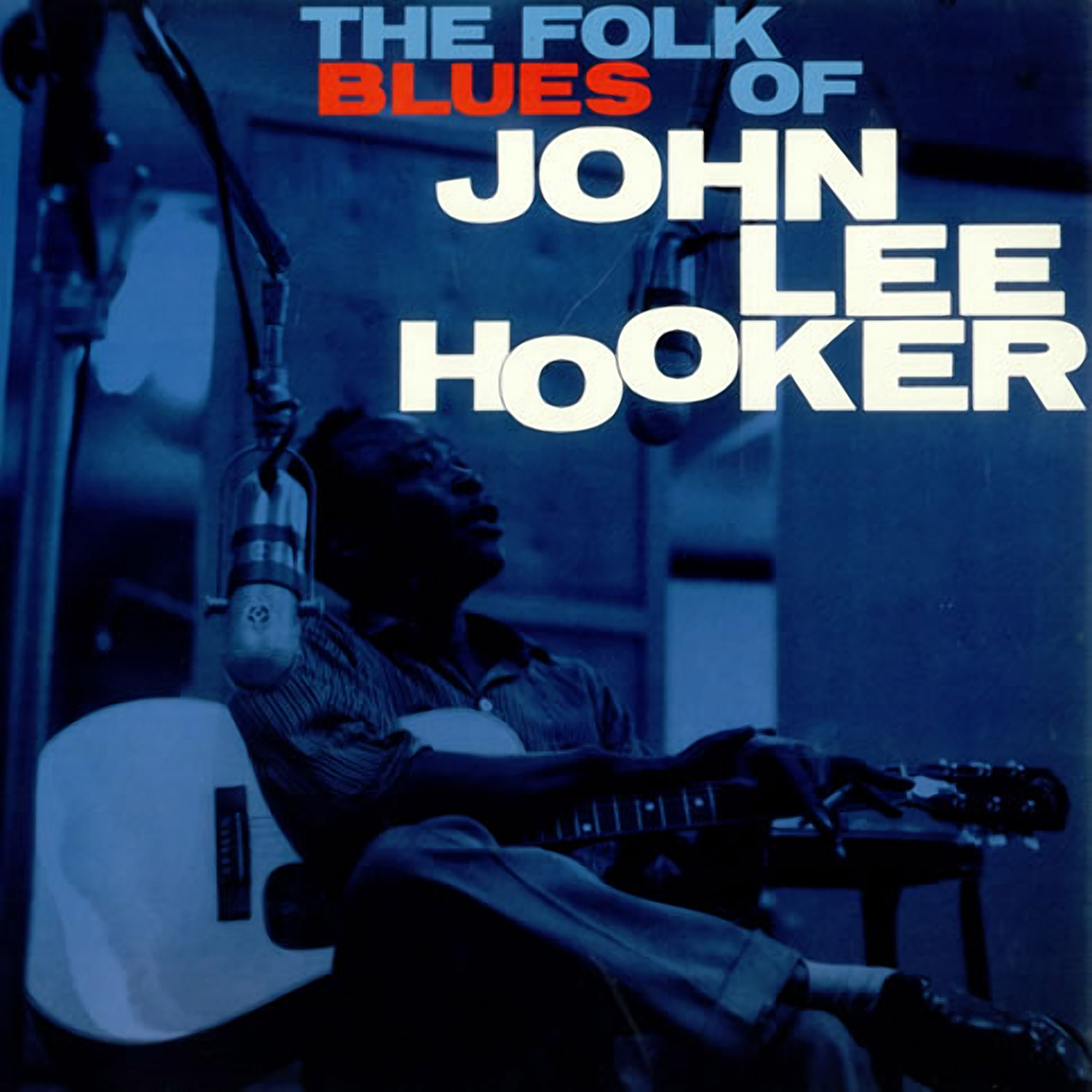 The-Folk-Blues-of-John-Lee-Hooker