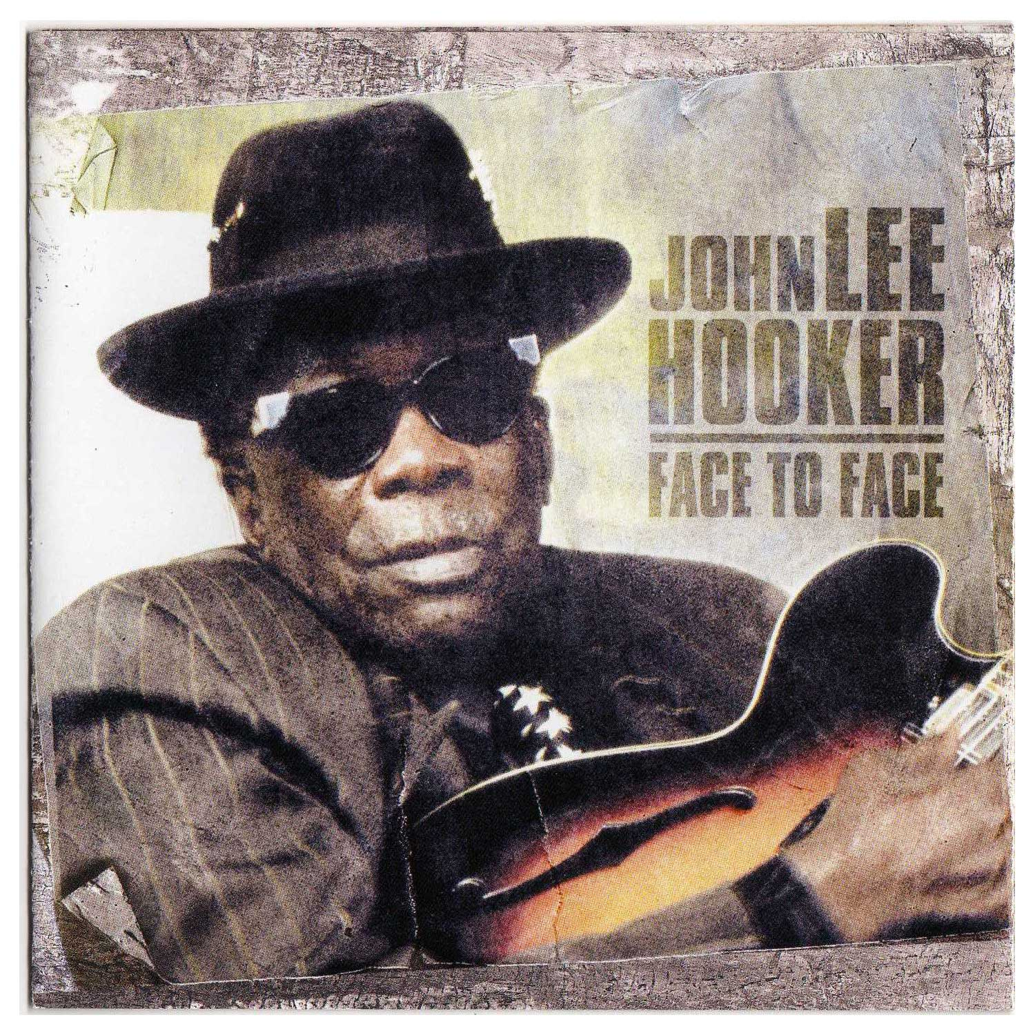 John Lee Hooker Face To Face